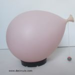 Pink Yves Christin bilumen Balloon light