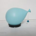 babyboy bilumen balloon lamp blue small