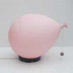 Balloon lamp Yves Christin Bilumen table or wall/ceiling light