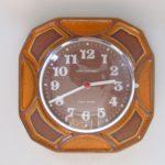 cerramic german clock retro