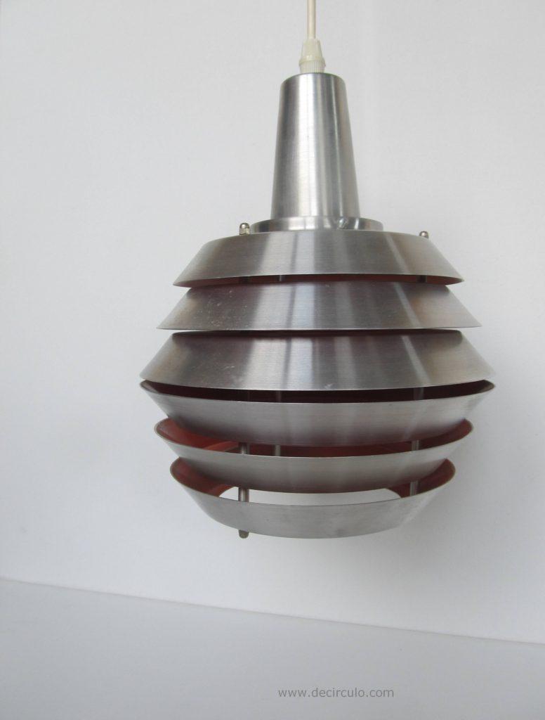 Scandinavian aluminum fog morup ceiling pendant