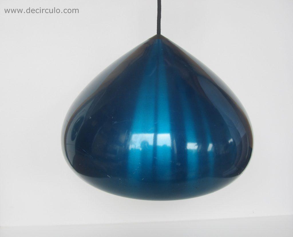 fog morup pendant light turquoise