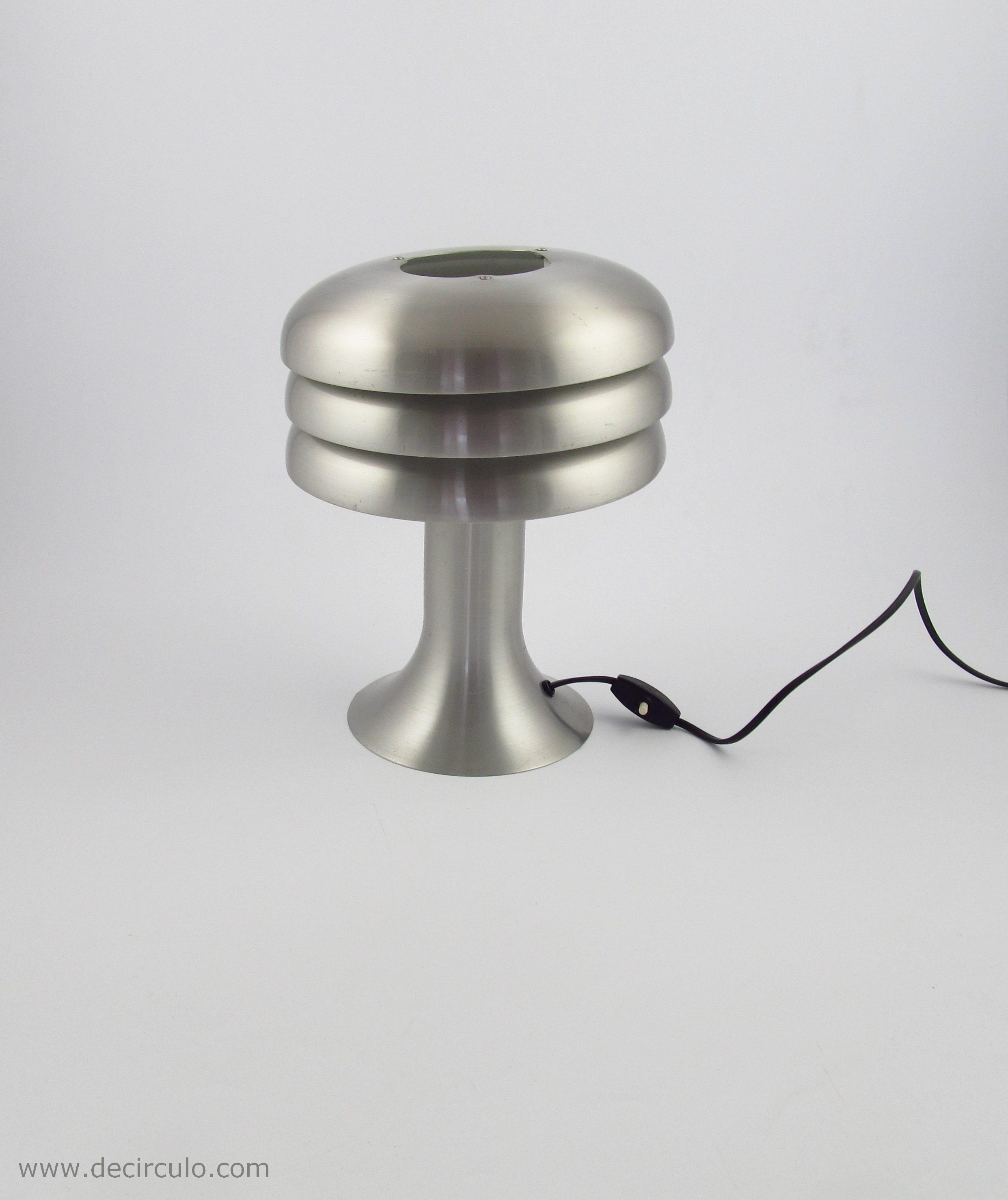 AB Markaryd Jakobsson Metal Tablelamp