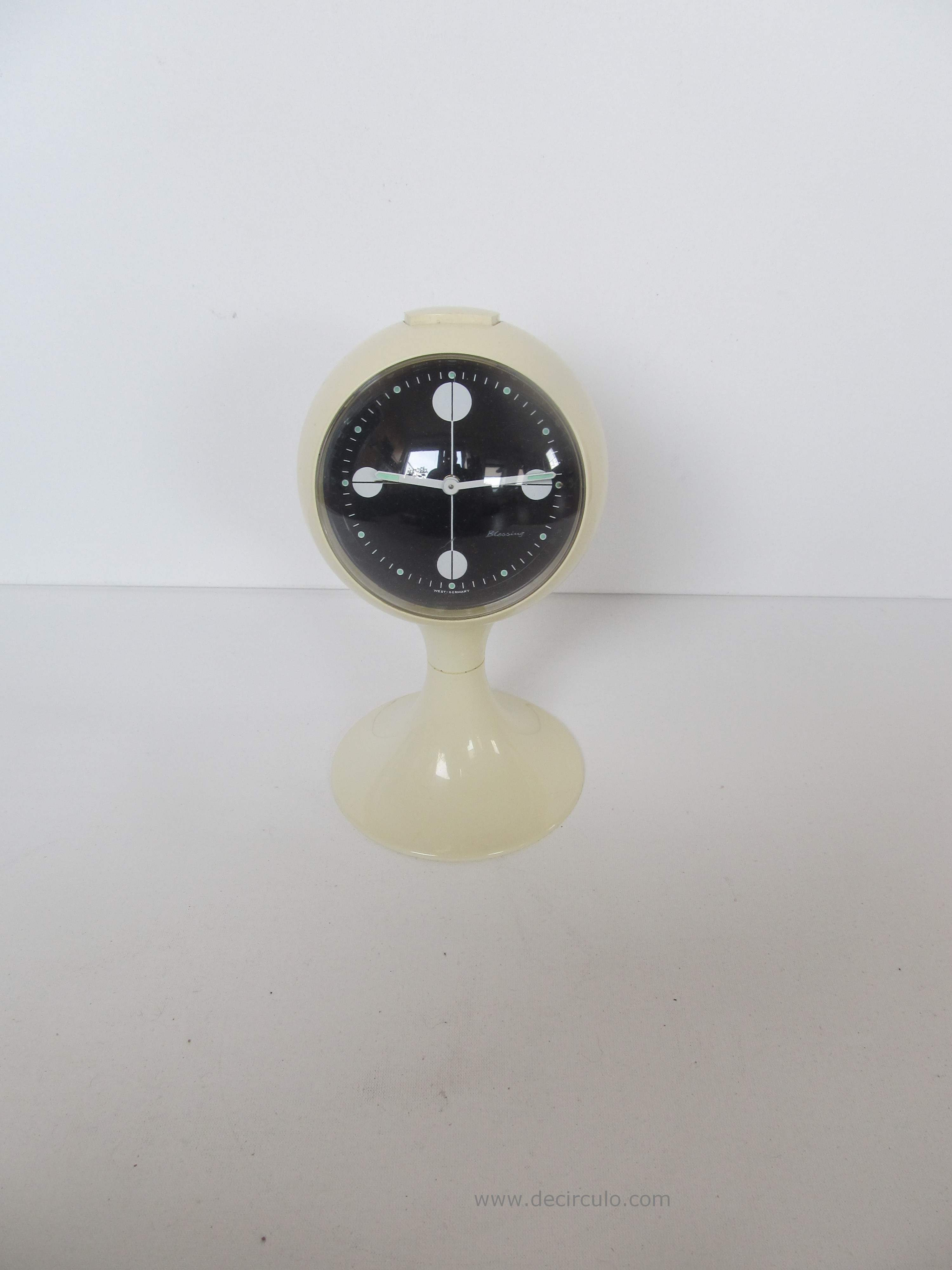 ABS Vintage Blessing Alarmclock