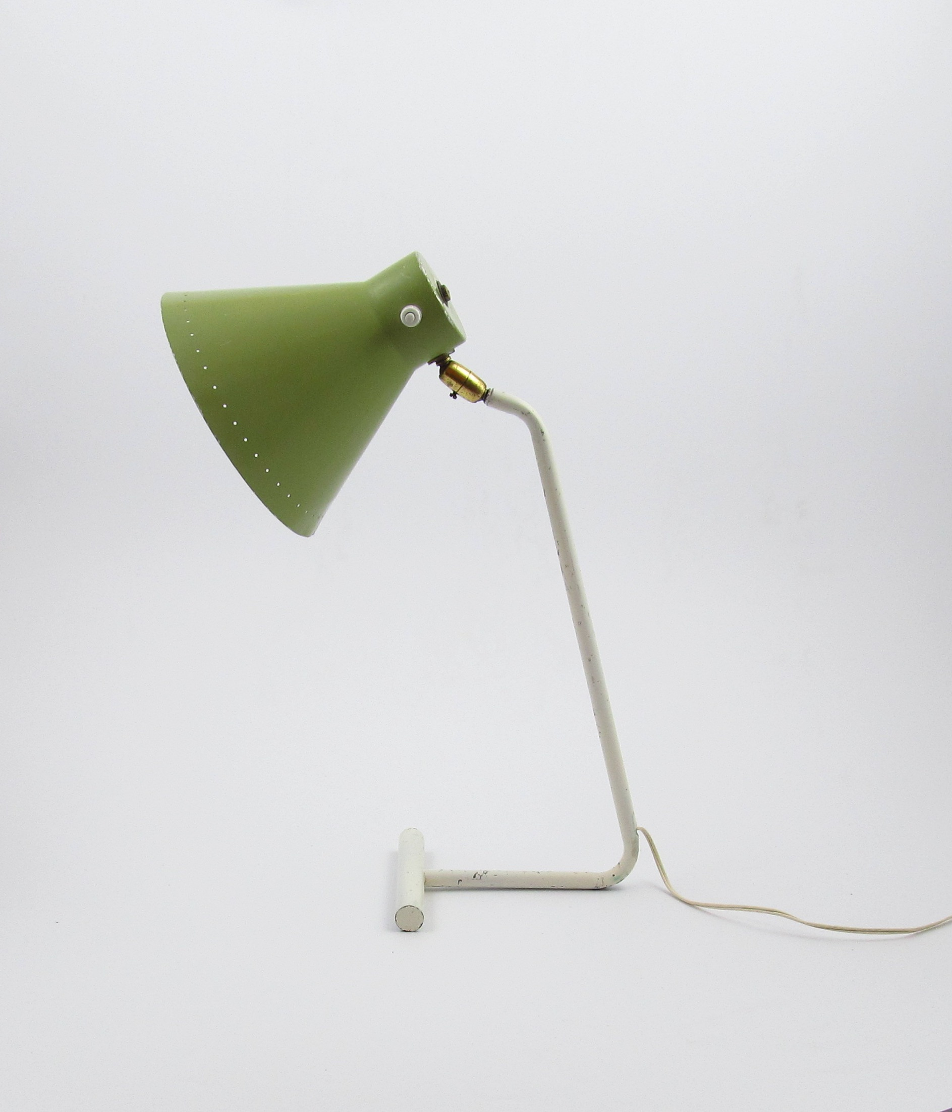 Anvia Hoogervorst Light Green White Table Lamp