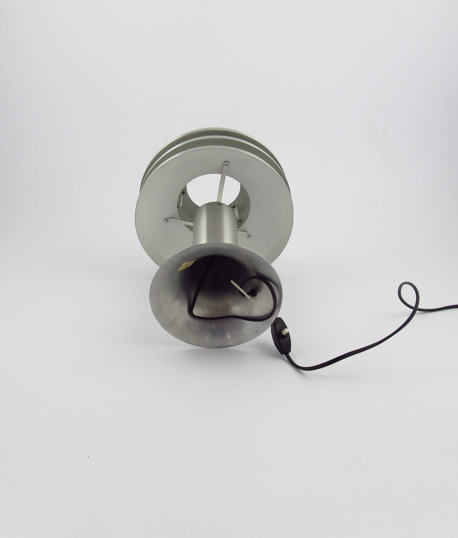 Hans Agne Jakobsson Svera Aluminum Table Lamp
