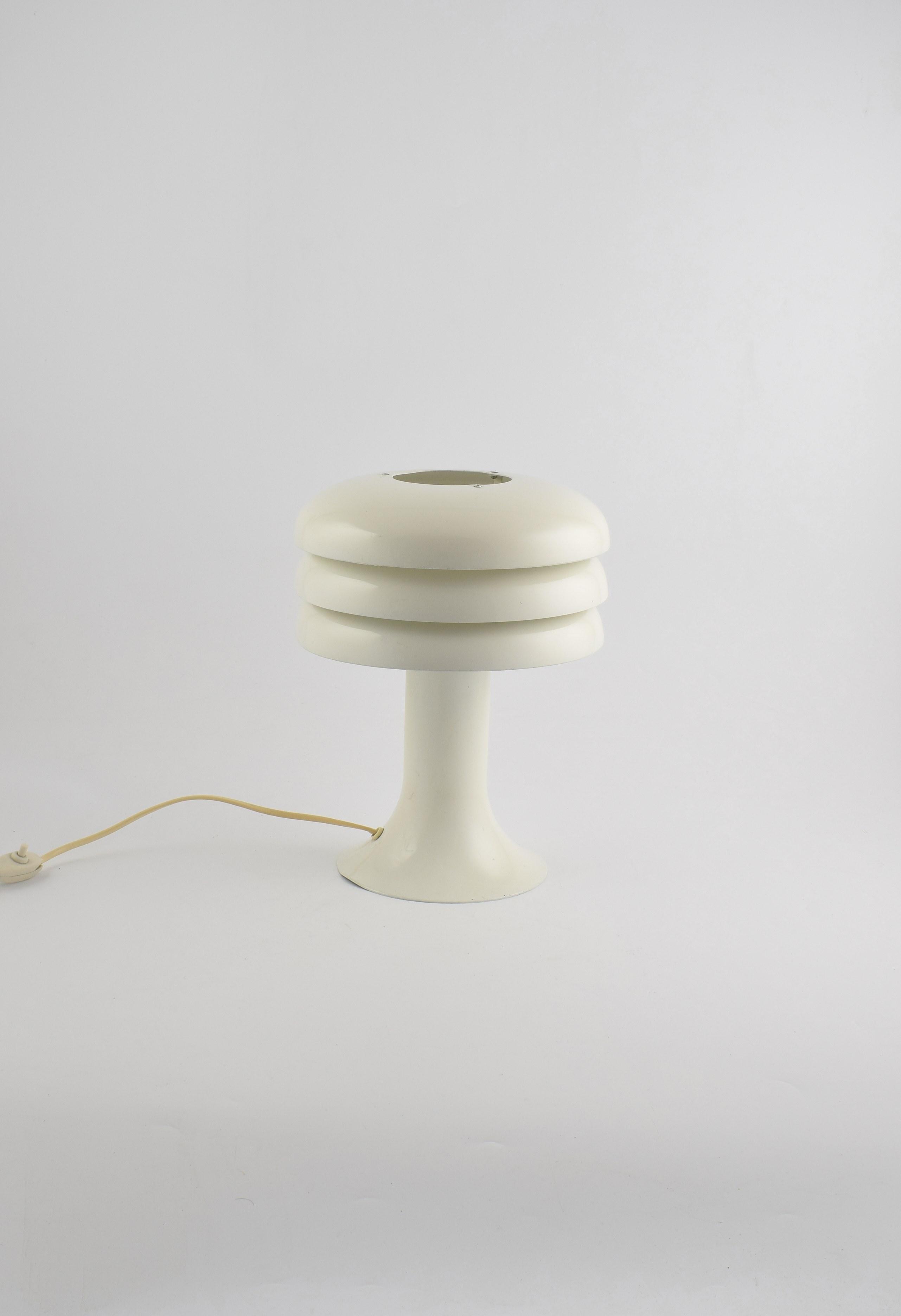 Hans Agne Jakobsson Svera White Table Light