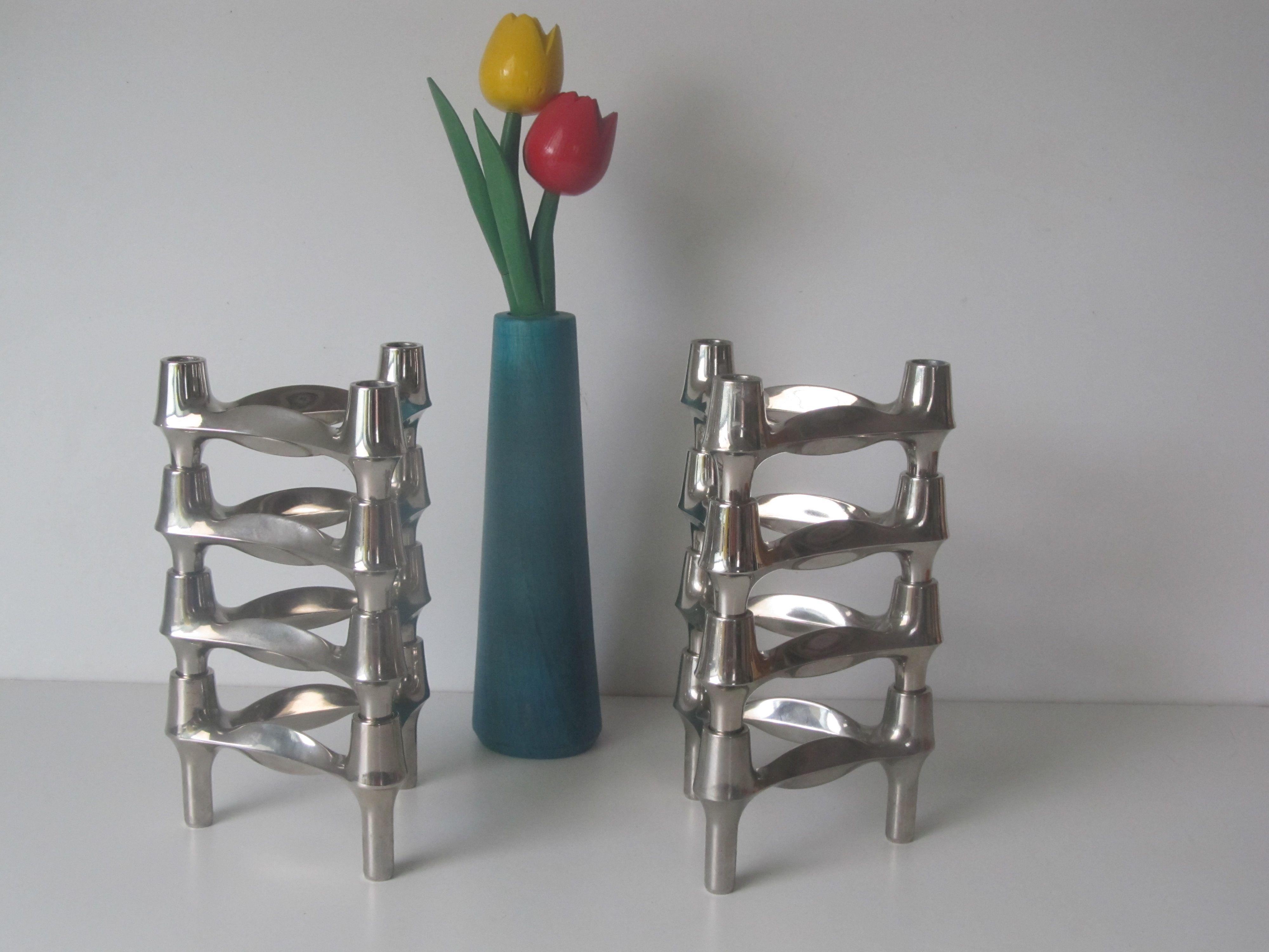 Nagel Candleholder