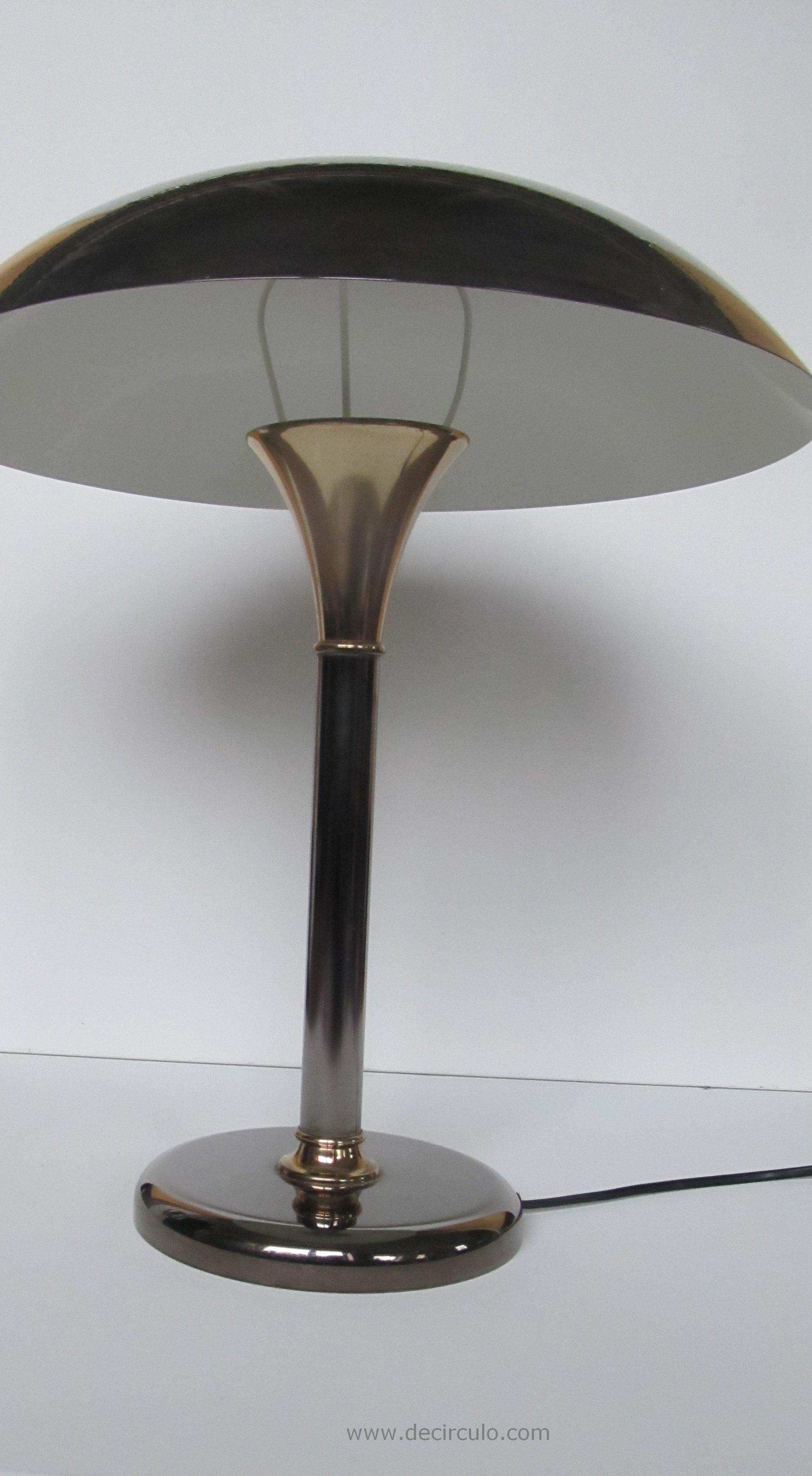Art Deco Style Tablel Amp