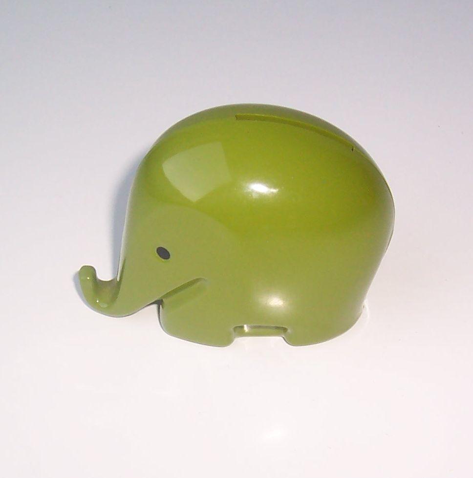 Colani Elephant Green 01