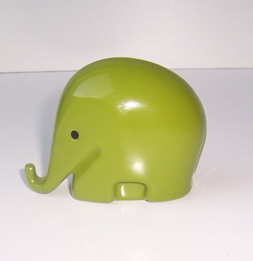 Colani Elephant Green 02