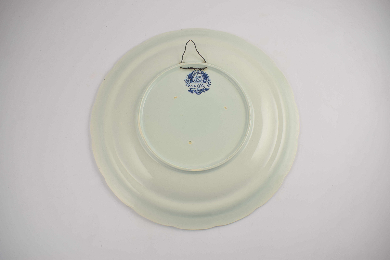 Delfts Blue Platter