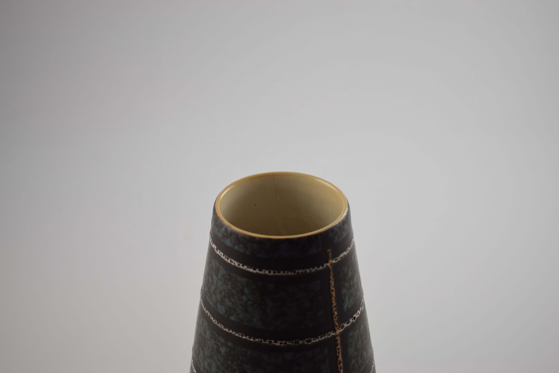 Eckhardt Porcelain Ceramic Vase