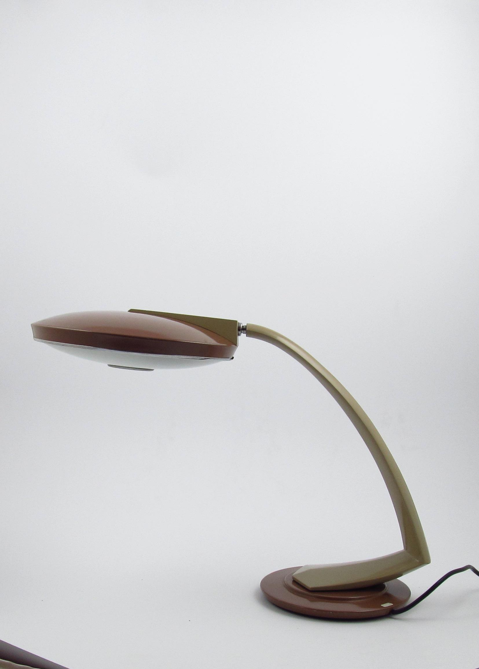 Fase Madmen Tablelamp Boomerang 2000