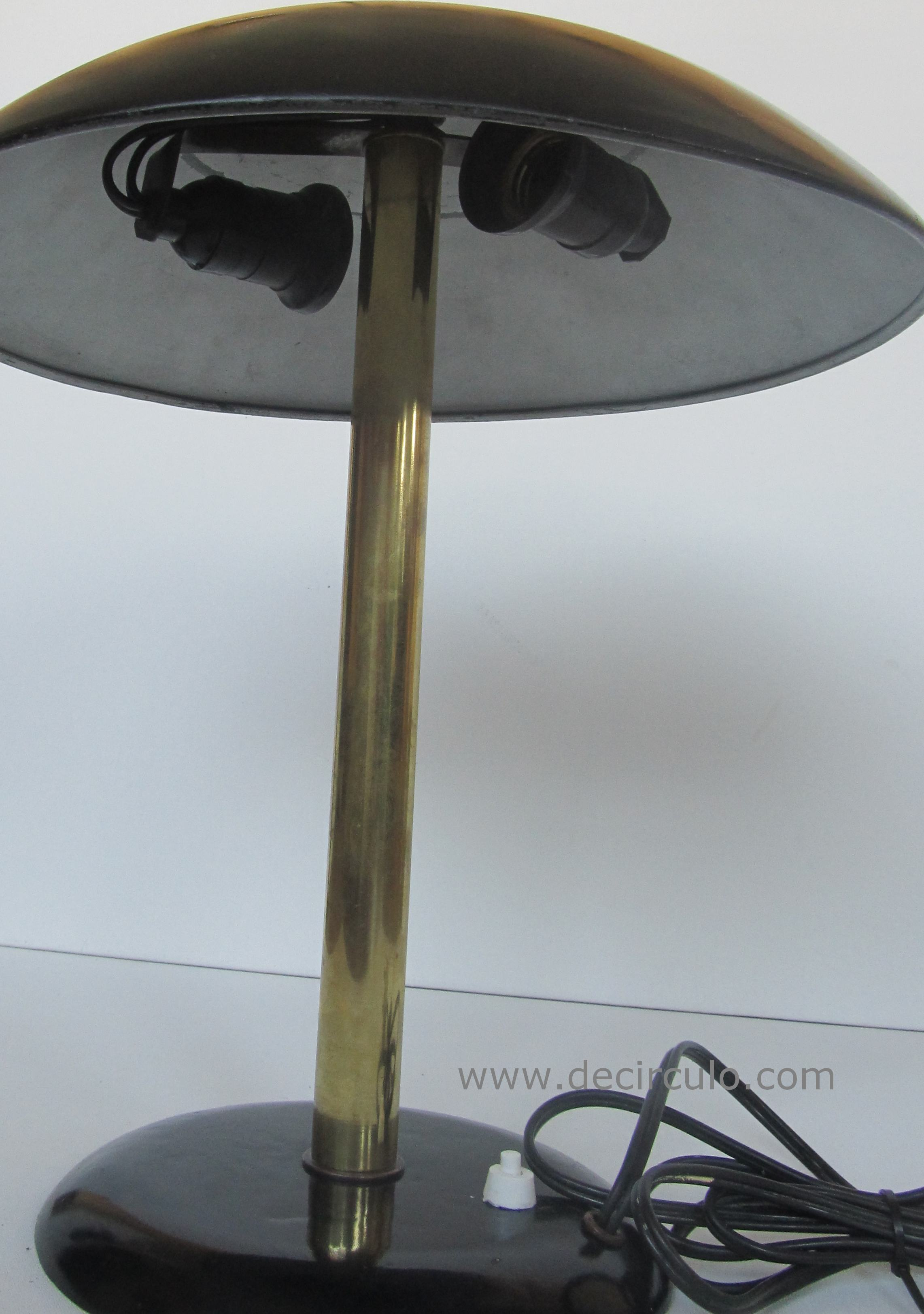 Gispen Daalderop Tablelamp Black