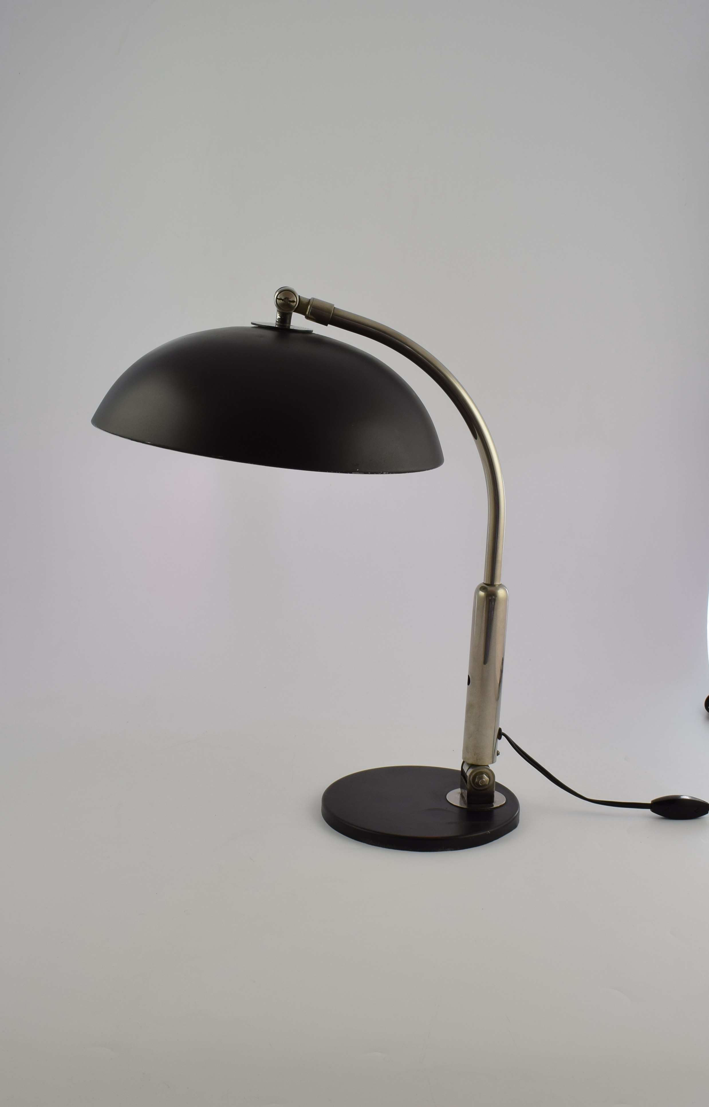 Hala Tablelamp Model 144 Black H A Busquet