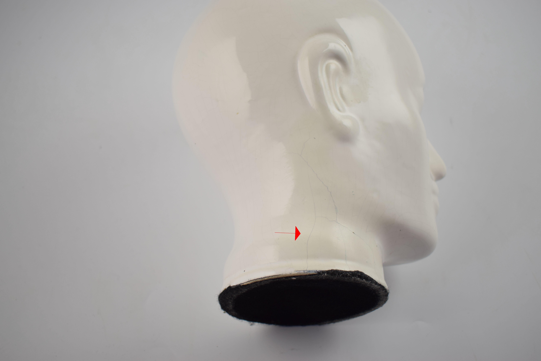 Headphone Stand White