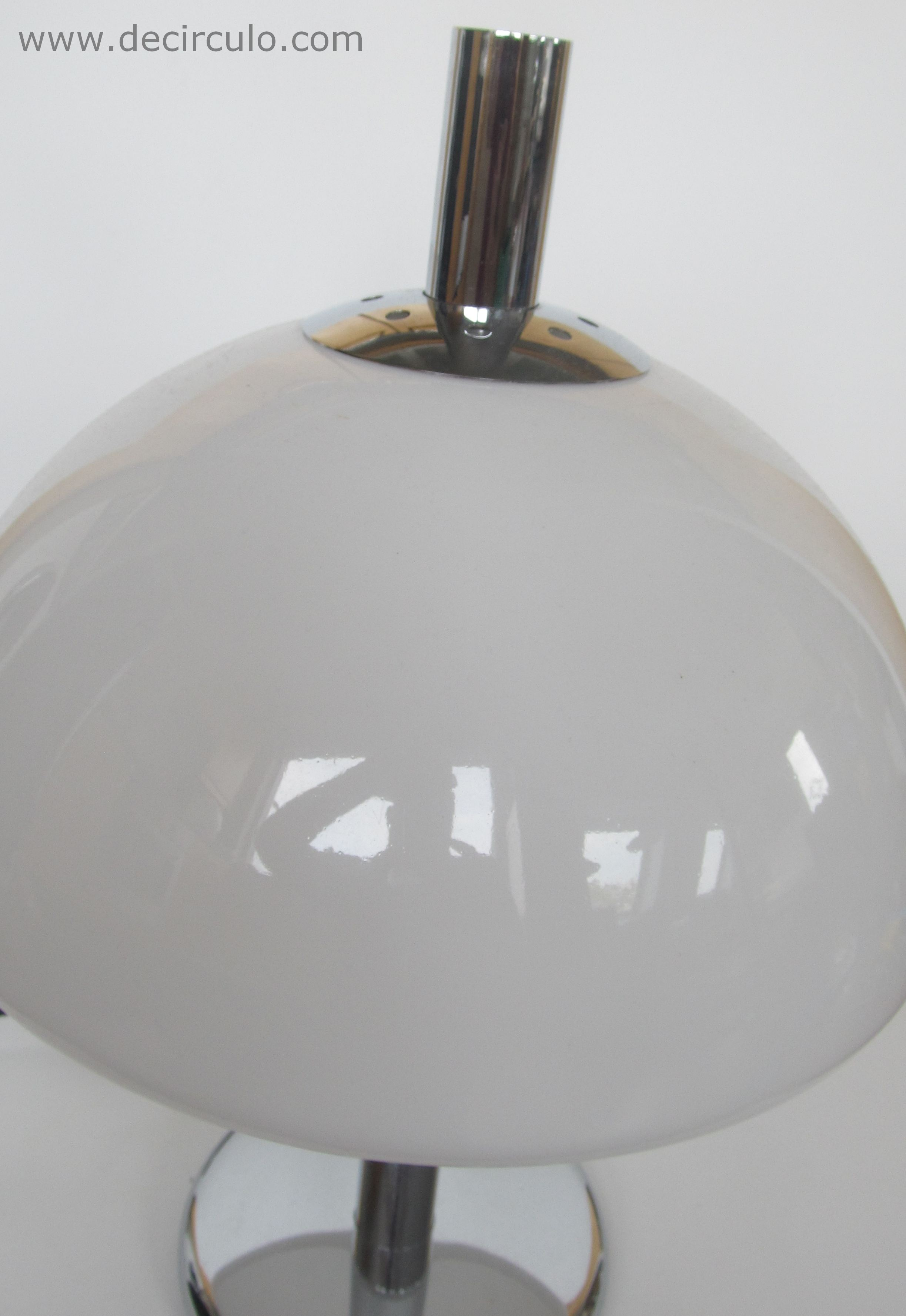 Hillebrand Guzinni Table Lamp White