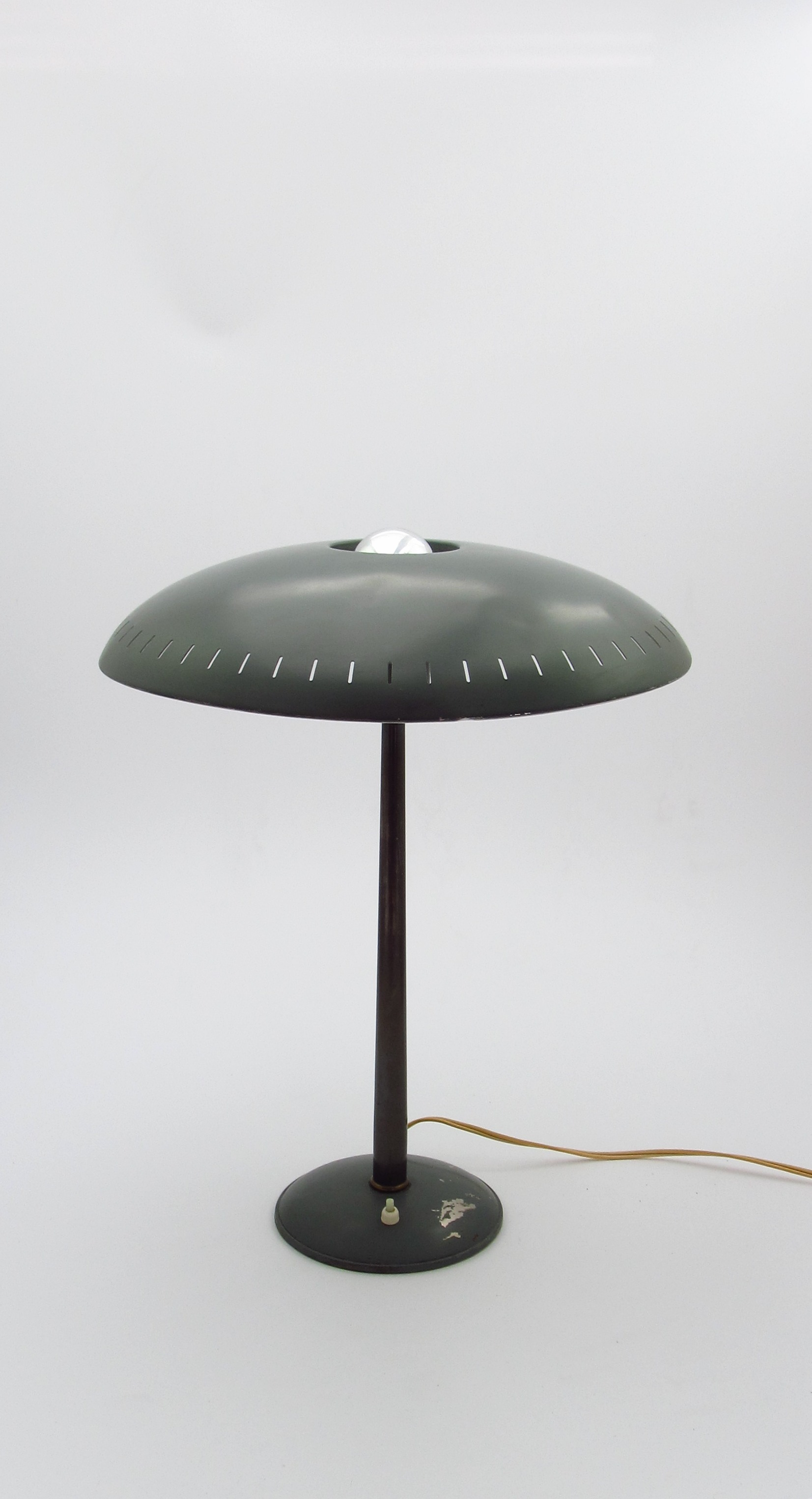 Philips Louis Kalff Evoluon Table Lamp