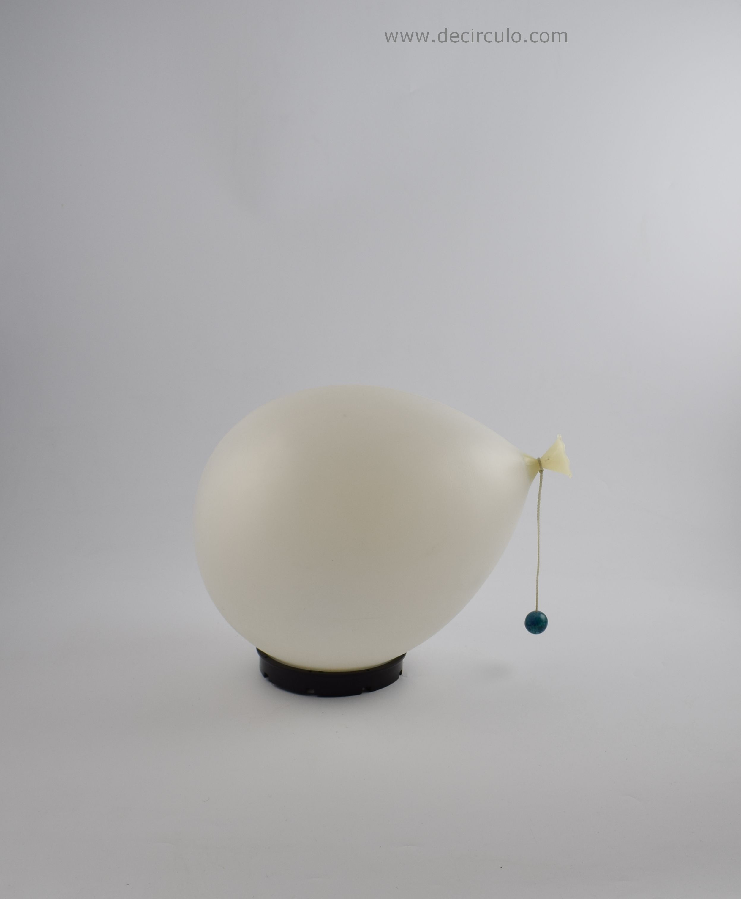 White Balloon Lamp