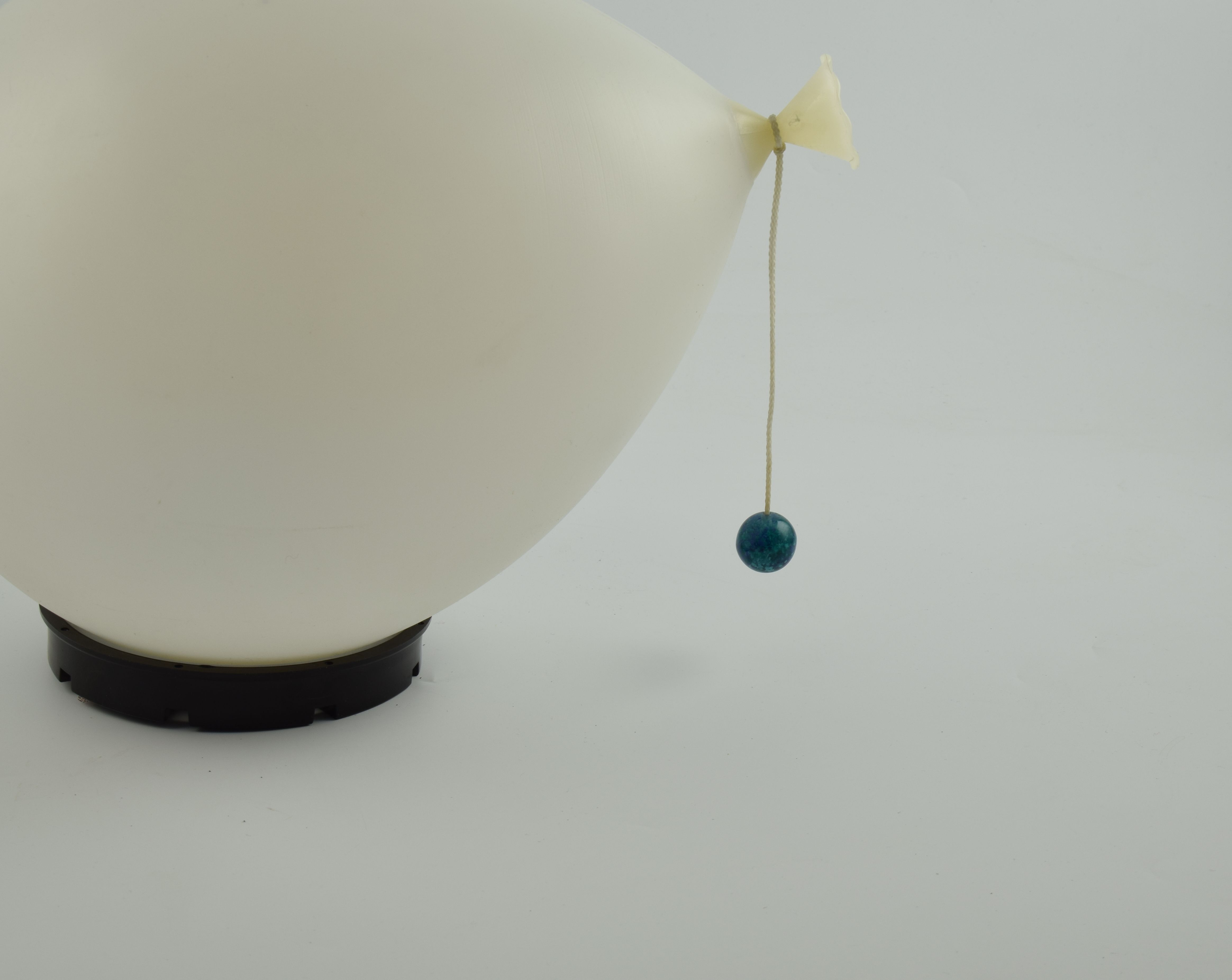 Yves Christin Bilumen White Balloon Lamp